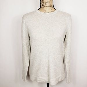 Polo Ralph Lauren Cashmere light grey sweater